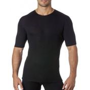 mens tshirt short sleeve - pure merino wool