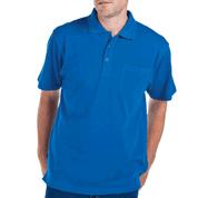 WINSTON | mens short sleeve polo | chest pocket