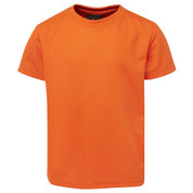 Buy wholesale blank sports t-shirts online | orange