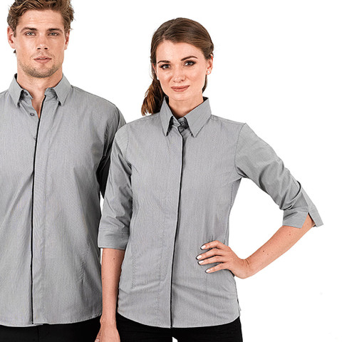 JETSON | womens business shirt 3/4 sleeves