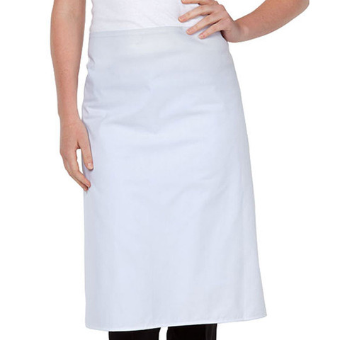 NUTMEG | long waist apron | pocketless | no pocket