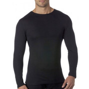 mens tshirt long sleeve merino wool