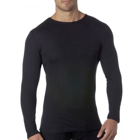 mens tshirt long sleeve merino wool