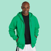 Wholesale Gildan zip hoodie - Blank Clothing Australia