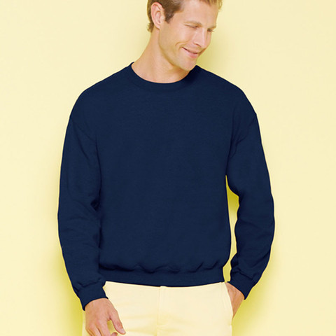 navy sweater | gildan wholesale
