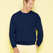 navy sweater | gildan wholesale