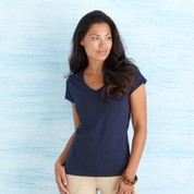 Blank Clothing Australia - ladies v-neck tshirts