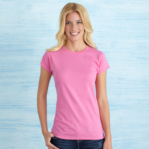 CAMEO soft cotton blank tshirt | ladies/youth