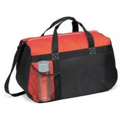 bulk plain duffle bags online | red