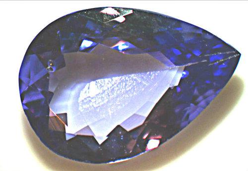 Dark Blue Tanzanite Loose Gemstone