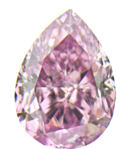 Natural Fancy Intense Purplish Pink Diamond - SOLD!