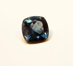 Super Dark Aquamarine Loose Gemstone - Best of the Best!