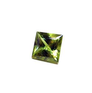 Green Sphene Loose Gemstone