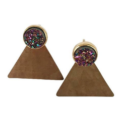 Eye of Providence Earrings
