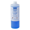 Bright Electroforming Copper Solution, 1 Quart
