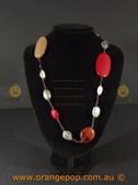 Gorgeous Multicoloured women's necklace