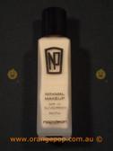 NWOB Napoleon Perdis Minimal Makeup Foundation Look 3