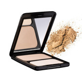 Napoleon Perdis Camera Finish Powder Foundation (black package) Look 4