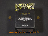 Napoleon Perdis Sheer Genius Liquid Foundation SPF 22 Look 1