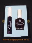 Napoleon Perdis Chandelier Shine Nail Polish & Lipgloss Limited Edition Morocan Velvet