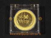 Napoleon Perdis Colour Disc Eyeshadow Wild Sunflower