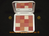 Napoleon Perdis Mosaic Powder & Puff new in box Blushing