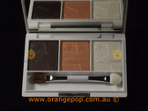Napoleon Perdis Set Eye Shadow Palette Trio - New Orleans, Smokey