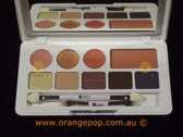 Napoleon Perdis Set Makeup Palette, eyeshadow, blush & lipgloss - Career Set