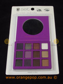 Napoleon Perdis Set 12 colour Eyeshadow Palette Smoke Signals
