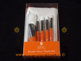 Napoleon Perdis Set Brush Hour Travel Set Limited Edition