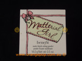 Benefit Cosmetics Matterial Girl Matte-Finish Setting Powder 14g