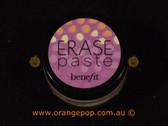 Benefit Cosmetics Erase Paste No. 2 Medium Deluxe sample 3.2g