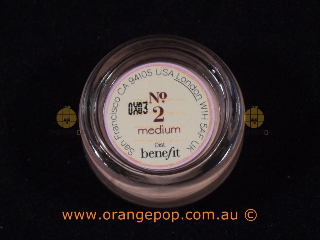 Benefit cosmetics erase paste reviews, photos, ingredients page.