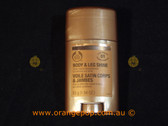 The Body Shop Body & Leg Shine Sheet natural-looking bronze 55g