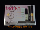 Smashbox Try It Kit, Photo Finish, Lid Primer, Hyperlash, Gloss, Limitless Eyeliner