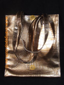 Napoleon Perdis Limited Edition Bronze Snake Print bag