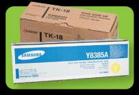 Samsung / Kyocera toner cartridge - Image