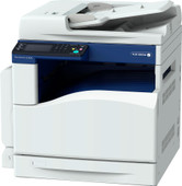 A3 Colour Multifunction Printer.20/20 ppm, print-copy-scan-email (fax option),4.3 inch touch screen;3 year warranty standard