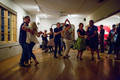 Balboa Swing and Salsa Group Dance Classes for Adults