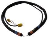 """Removable 1/8"""" Tube in a Tube 6 Ft. 220 volt Heated Sample Lines"""