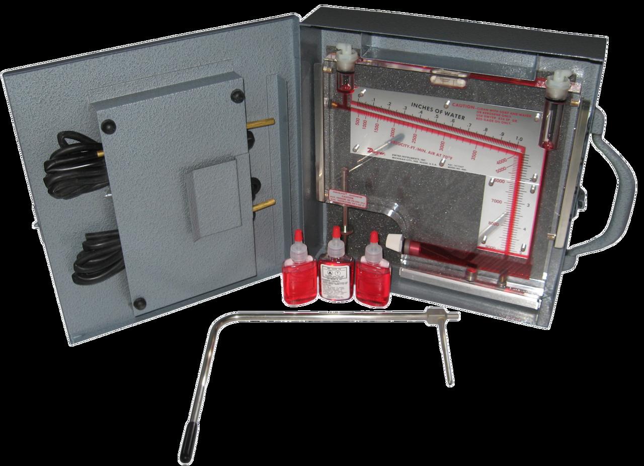 Air Velocity Kit
