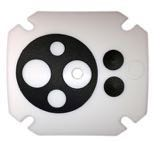ADI R-Series Single Heated Head Diaphragm Sampling Pump Rebuild Kit