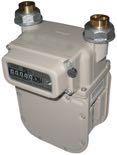 SK25 Dry Gas Meters