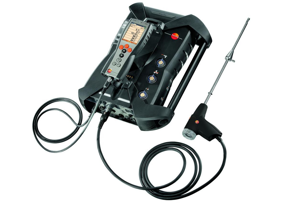 Testo 350 Portable Flue Gas Analyzer
