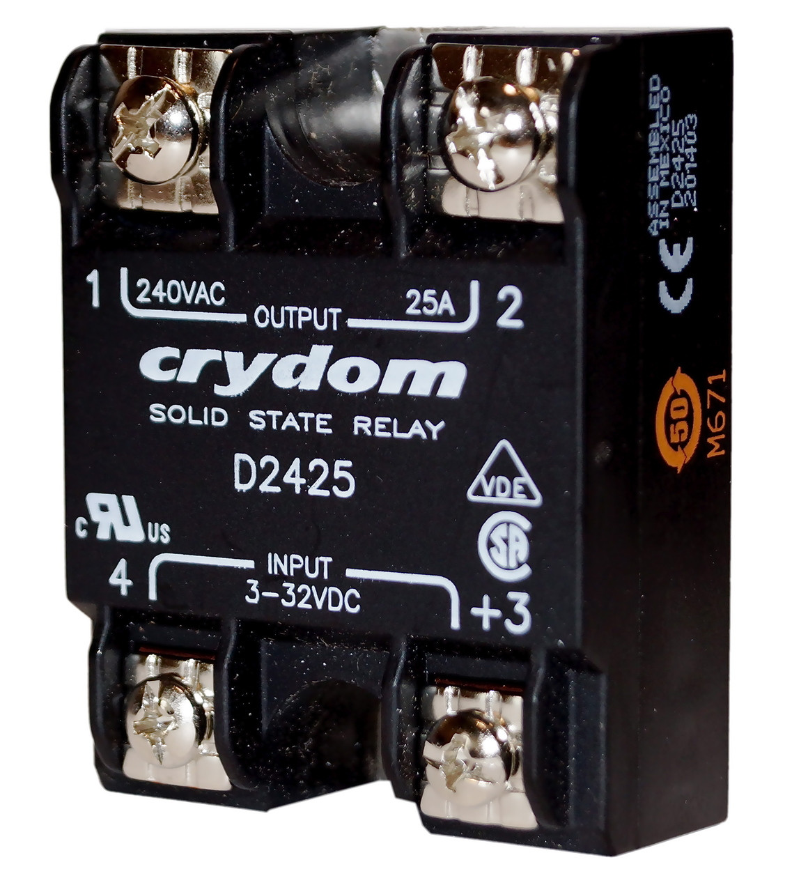 Solid State Relays Relay Crouzet Crydom Surface Mount Larger More Photos