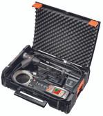 Testo 330 Portable Flue Gas Analyzer Kit in Case