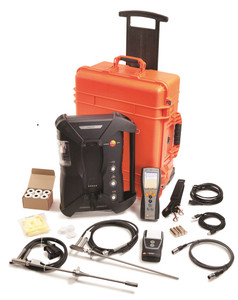 Testo 350 Portable Flue Gas Analyzer Kit