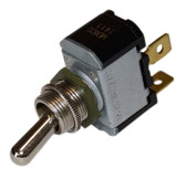 Toggle Switch SPST Front