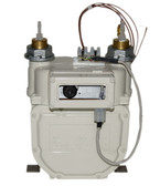 MET 30B Dry Gas Meter Assembly with Optical Encoder