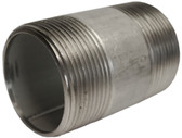 MET-80 316 Stainless Steel Pipe Nipple